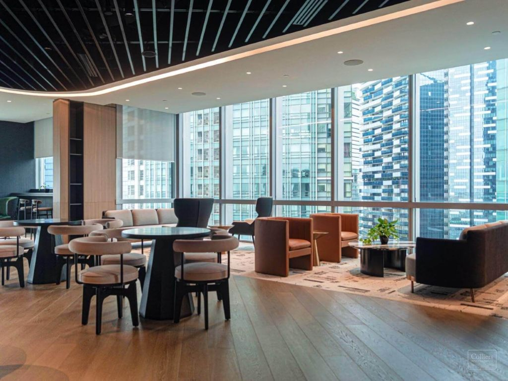 A photograph of Arcc, one of Deskimo's coworking spaces in Singapore