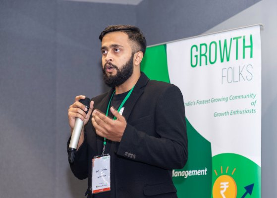 building a growth community in india with ayush srivastava of growth folks hyperedge embed