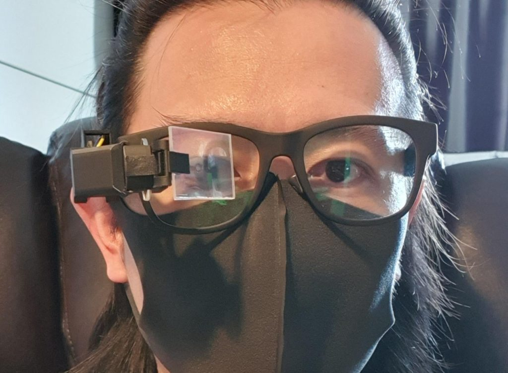 giving google glass a run for its money hyperedge embed