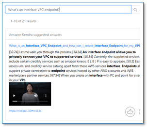 make your audio and video files searchable using amazon transcribe and amazon kendra 1 hyperedge embed