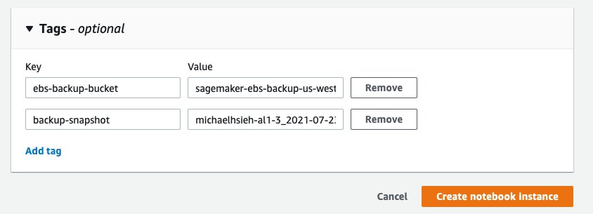 migrate your work to an amazon sagemaker notebook instance with amazon linux 2 6 hyperedge embed