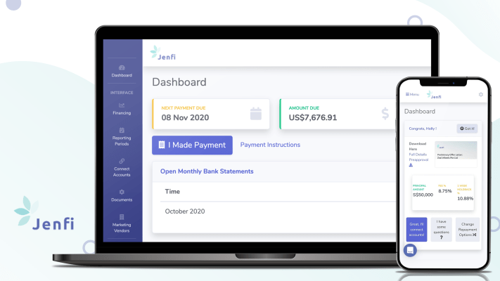 revenue based financing startup jenfi raises 6 3m to focus on high growth southeast asian companies hyperedge embed