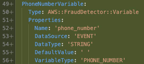 manage your amazon fraud detector resources in an automated and secure manner using aws cloudformation 12 hyperedge embed