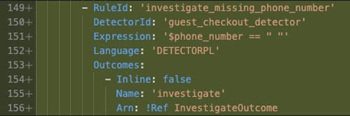 manage your amazon fraud detector resources in an automated and secure manner using aws cloudformation 14 hyperedge embed