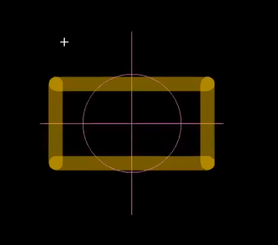 Assembly layer outline in Allegro for footprint creation