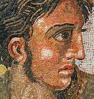 Roman mosaics and frescoes from Pompeii, crushed into rubble by the eruption of Mt. Vesuvius in 79AD, will soon be pieced together by a cobot and AI/ML