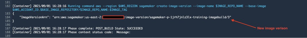 create amazon sagemaker projects with image building ci cd pipelines 12 hyperedge embed