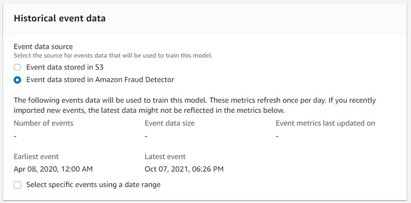 detect online transaction fraud with new amazon fraud detector features 8 hyperedge embed