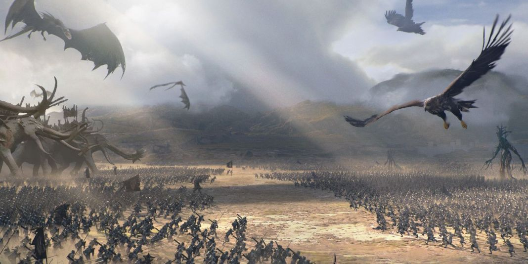how to fight a mock battle in the lord of the rings rise to war hyperedge embed