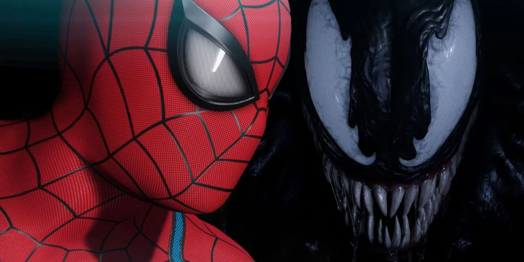 marvels spider man 2 venom fight receives clever twist idea from fan hyperedge embed
