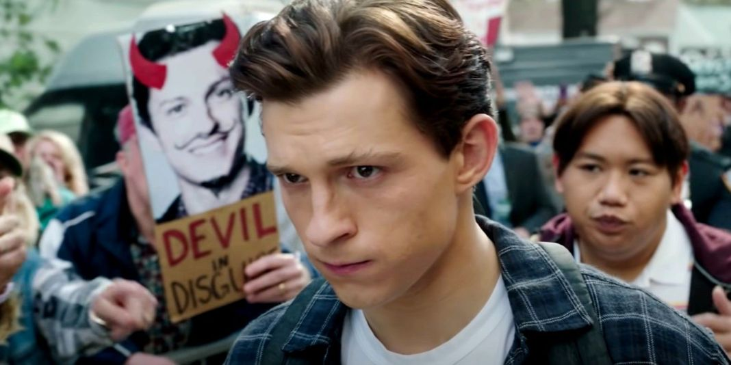 mcu spider man 4 would be different to homecoming trilogy hyperedge embed