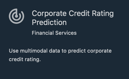 use sec text for ratings classification using multimodal ml in amazon sagemaker jumpstart hyperedge embed