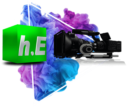 Video production hyper effect