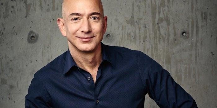 Jeff Bezos's