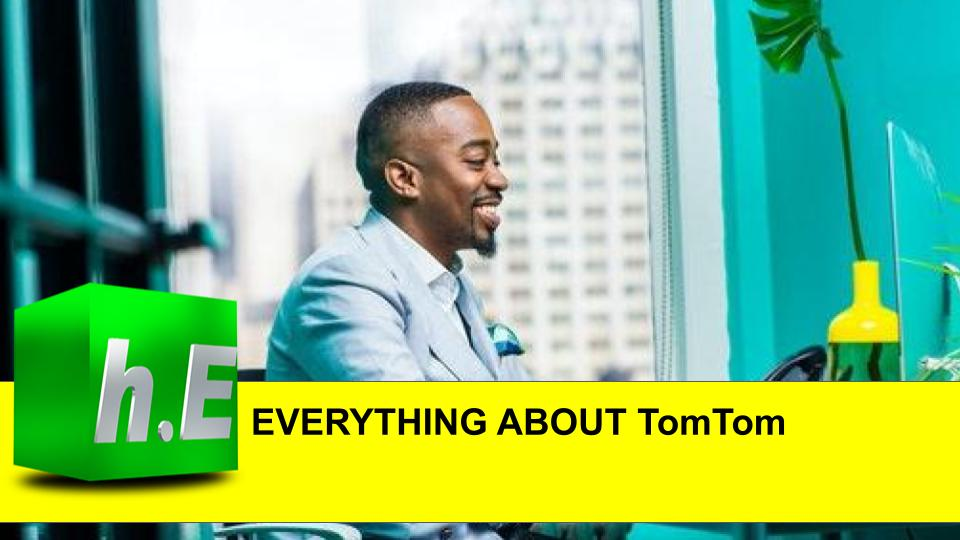 EVERYTHING ABOUT TomTom
