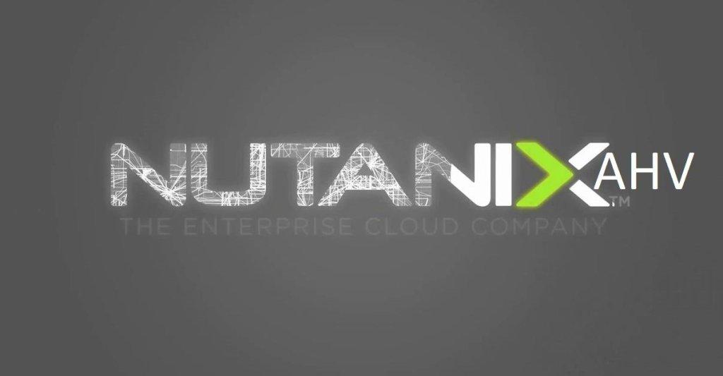 Nutanix AHV Hypervisor