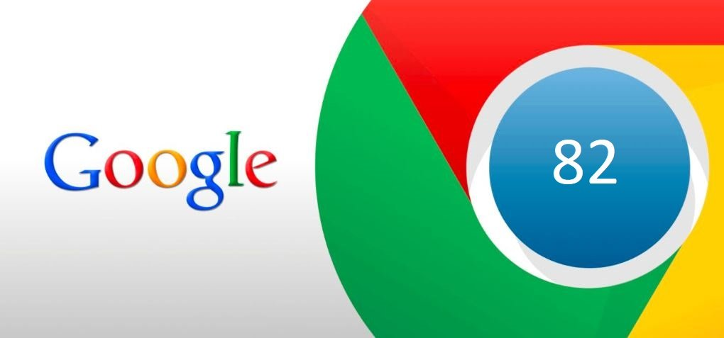 Latest Google Chrome Version 82