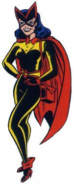 Batwoman Katherine Kathy Kane