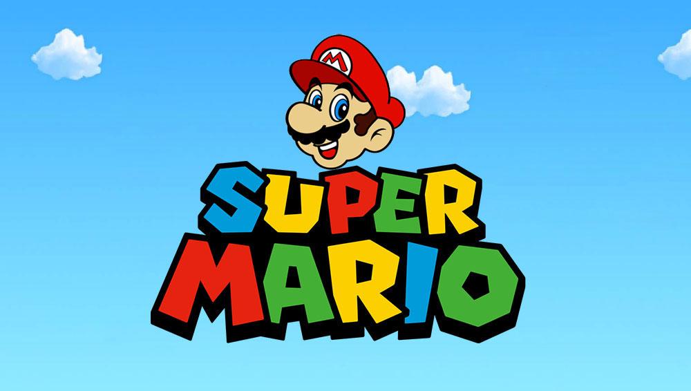 Super Mario Font Free Download Hyperpix