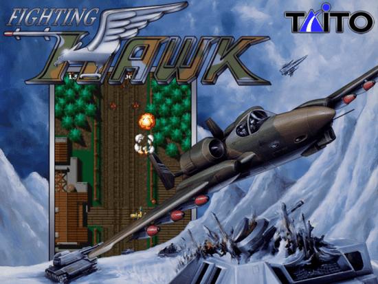 Fighting Hawk MAME Games P9