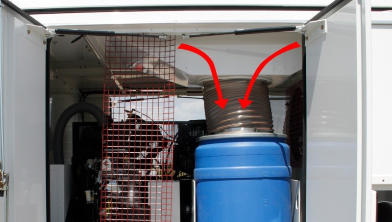 Professional Duct Cleaning Equipment