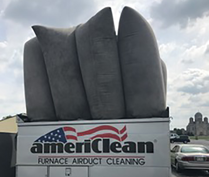 Americlean duct truck