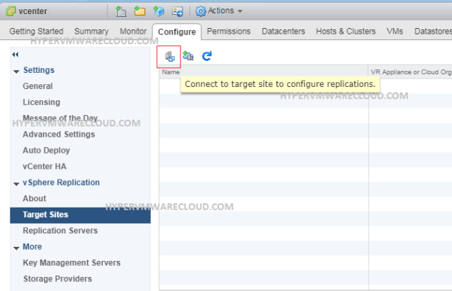 How to Deploy, Install and Configure vSphere Replication 6 5