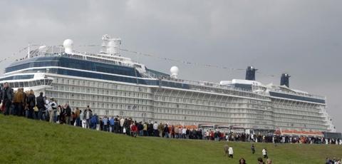 navio Solstice