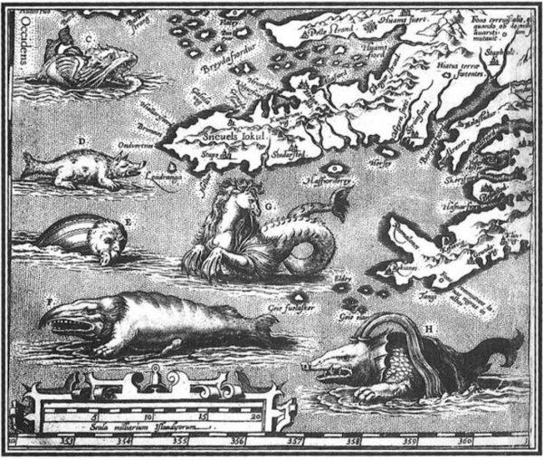 Mapa de 1570