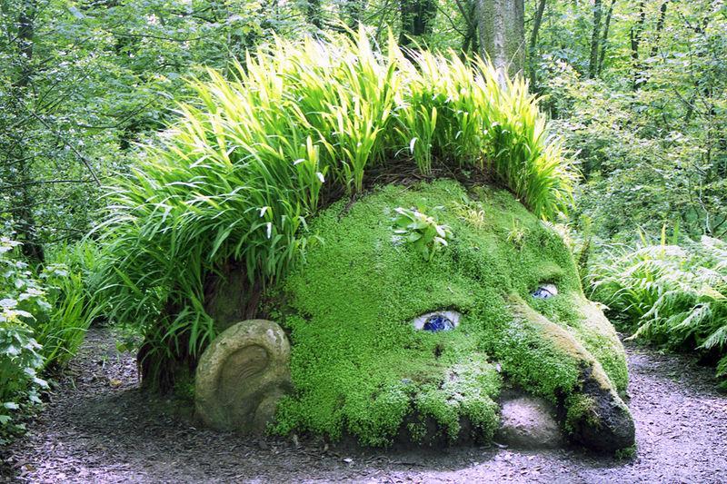 How Build Garden Mudhead