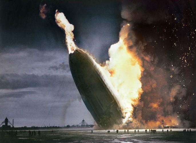 Acidente do dirigível Hindenburg