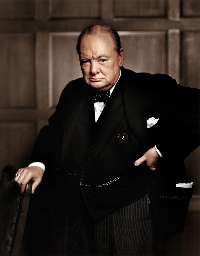 Winston Churchill, 1941