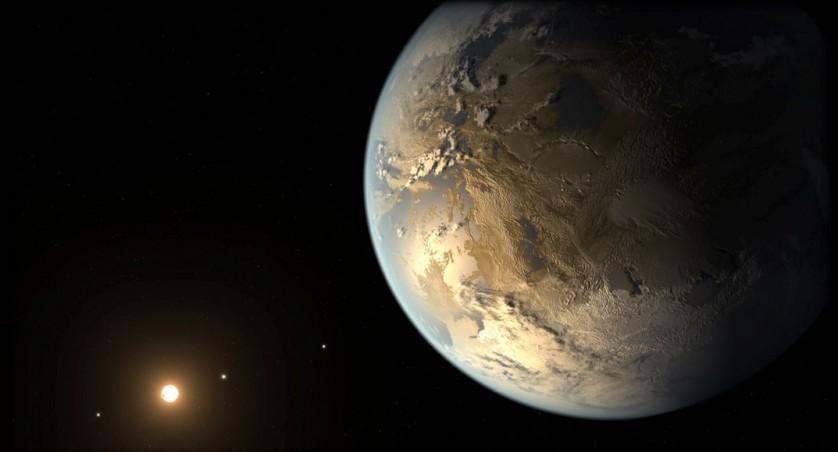 vita su un altro pianeta