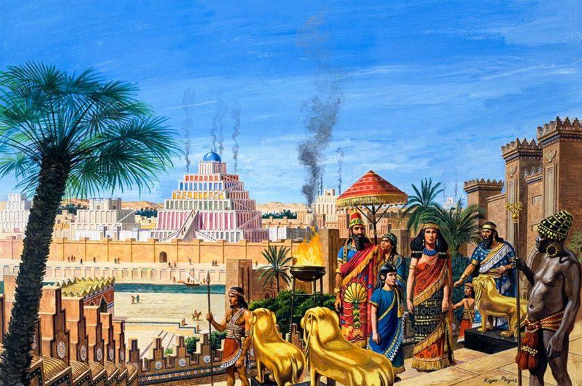 Babilonia la Mighty: The King erano rimasti lontani