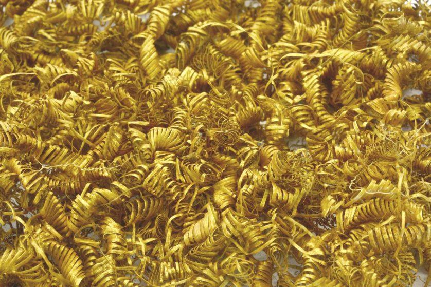 espirais de ouro dinamarca