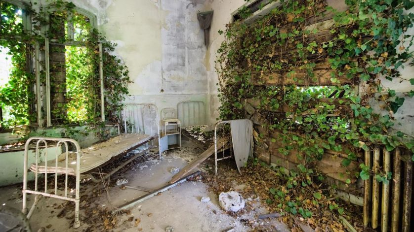 Poveglia: A Venice Lagoon Island of Sadness and Horror
