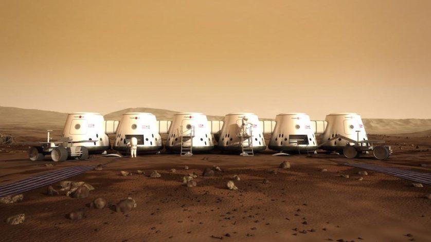 Mars Conspiracies 4