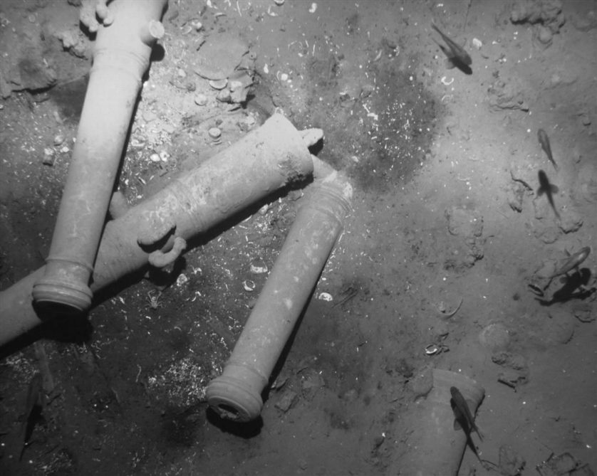 naufragio tesouro colombia