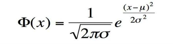 Distribuição de Gauss
