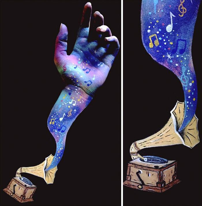 ilusao de otica pinturas corporais (11)