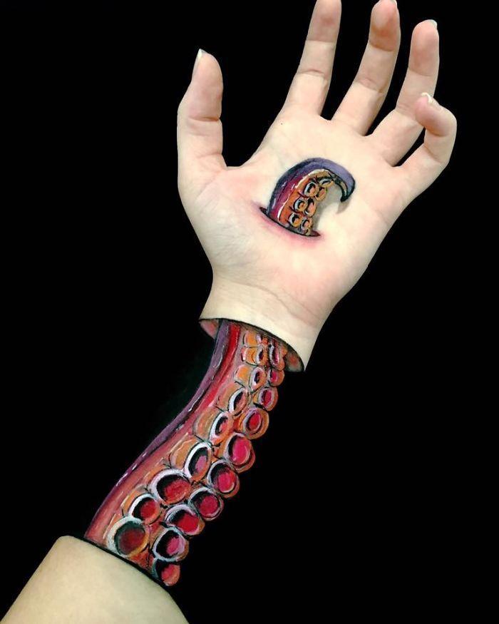 ilusao de otica pinturas corporais (5)