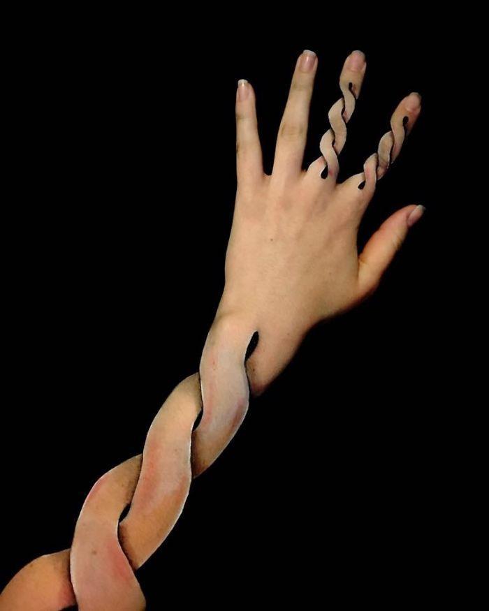 ilusao de otica pinturas corporais (8)