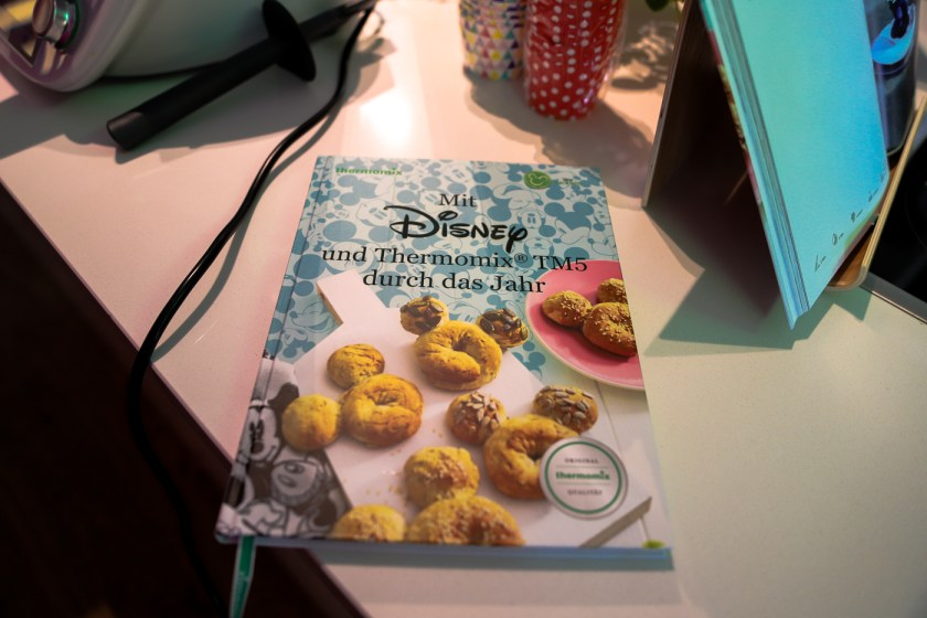 Thermomix Disney Kochbuch Event