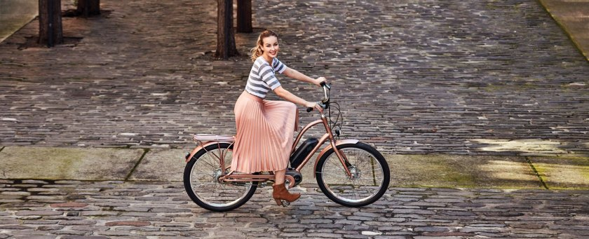 Electra Bicycles Townie Go! 8D