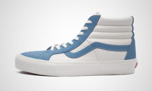 SK8-Hi Reissue VLT LX (weiß / hellblau) Sneaker