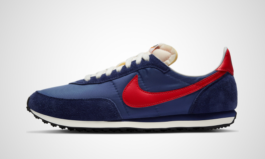 Waffle Trainer 2 SP (dunkelblau / rot) Sneaker