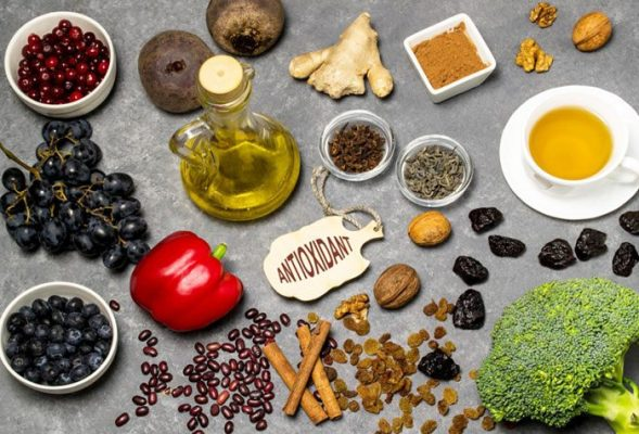 antioxydants-bienfaits