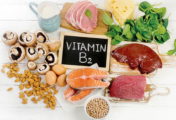 Vitamina B2, protege la piel del estrés oxidativo - Hyphadiet