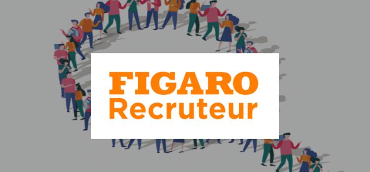 Article de presse Hyphae – Le FIGARO Recruteur – 22 Février 2021