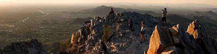 Squaw peak - Hypnose Voyage en quête de soi